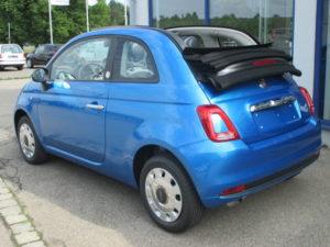 500 C blau