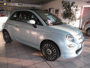 FIAT 500 C Hybrid Launch Edition+ (3)